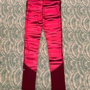 Avia Bottoms - Avia girls athletic pants